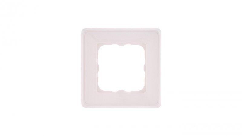 CARIVA Ramka pojedyncza biała 773651
