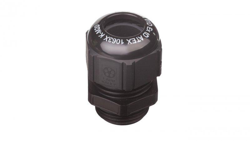 Dławnica kablowa poliamidowa M20 IP68 SKINTOP K-M 20 ATEX plus czarna 54115220