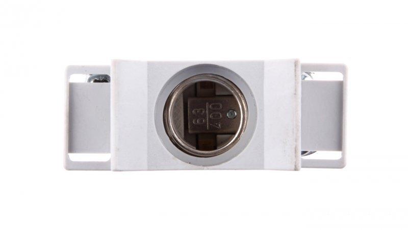 Gniazdo bezpiecznikowe na szynę 1P 63A D02 400V DIN D02N-K E18 002222011