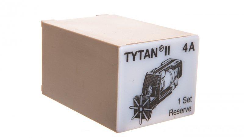 EATON Wtyk bezpiecznikowy D01/gG/4A/400V Z-SLS/B-4A z sygnalizacją 268985 (3szt.)