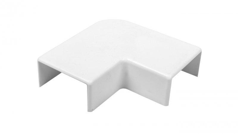 Naroże płaskie kanału WDK 10x20 HF10020RW białe 6154212 /4szt./
