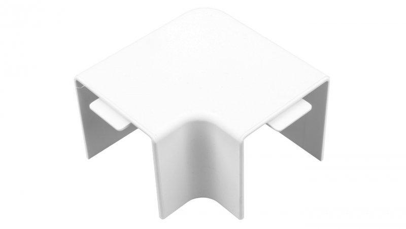 Naroże płaskie kanału WDK 40x40 HF40040RW białe 6192831 /4szt./