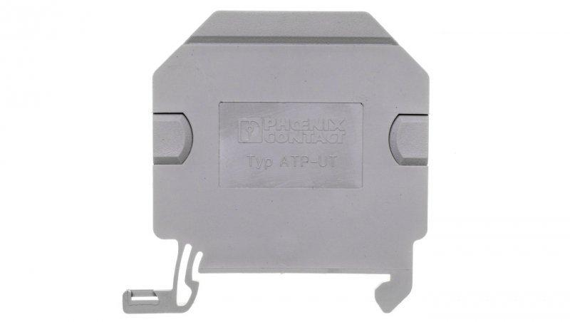 Przegroda końcowa szara 2,2mm ATP-UT 3047167 /50szt./