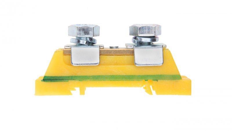 Zacisk połączeniowy 2x35mm2 Z-0001/A żółto-zielony 84060009 /10szt./