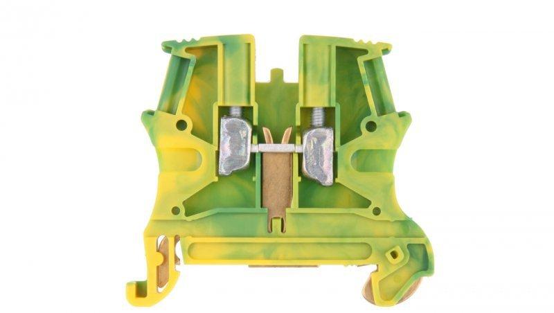 Legrand Złączka VIKING 4mm2 zielono-żółta 037171