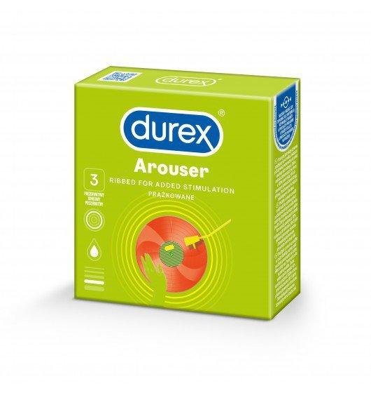 Prezerwatywy Durex Arouser A3