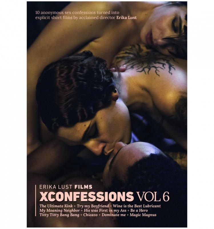 DVD Erika Lust - XConfessions vol. 6