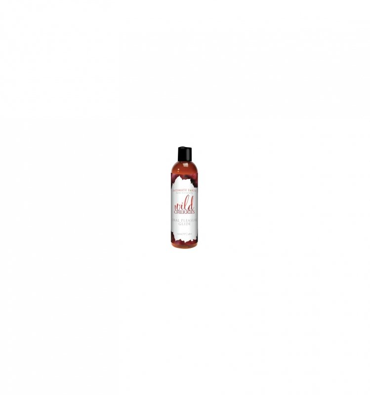Intimate Earth - Wild Cherries Flavored Lubricant 120 ml
