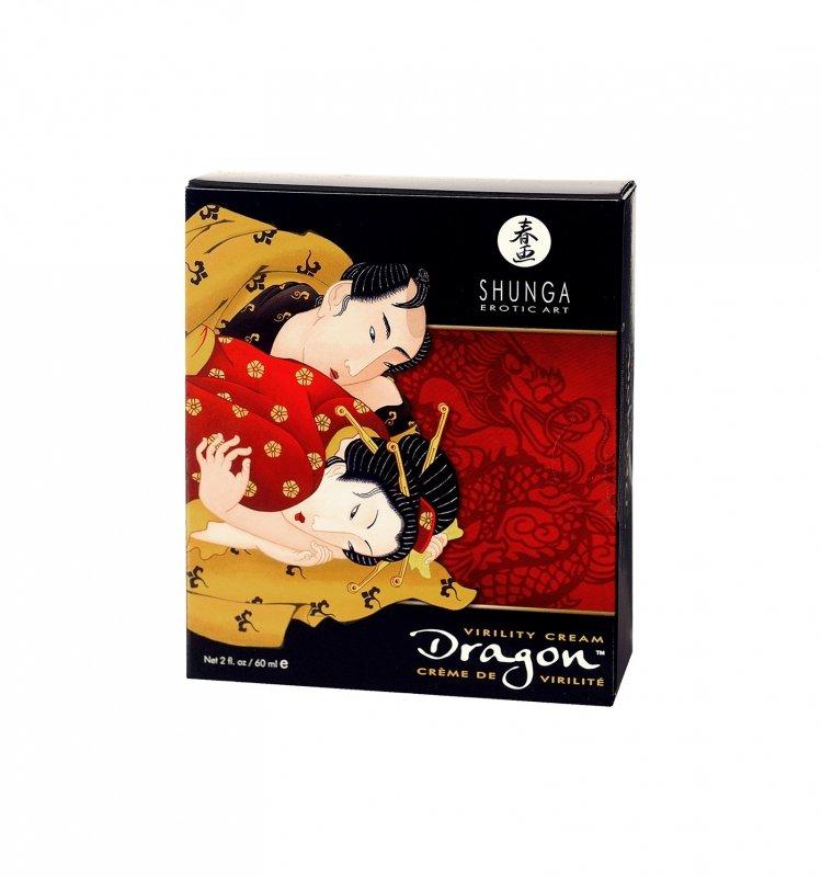 Shunga - Dragon Virility Cream for Men 60 ml