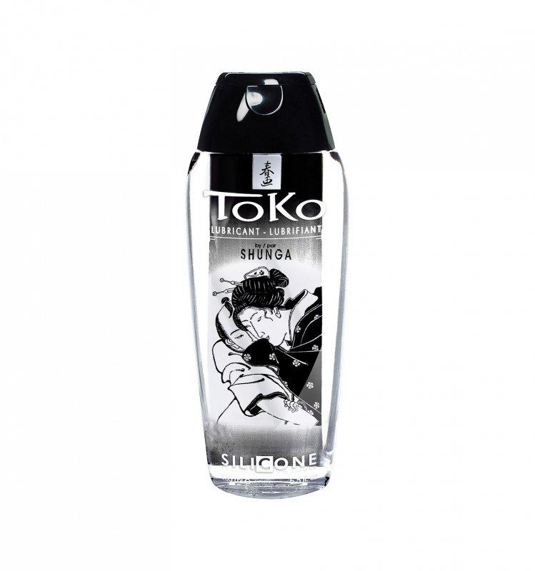 Shunga - Toko Lubricant Silicone 165 ml
