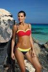 Kostium kąpielowy Felicia Blu Assoluto-Anaranjado M-491 (3)