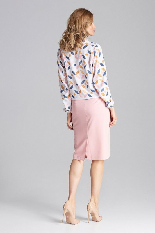 Spódnica Model M658 Pink - Figl