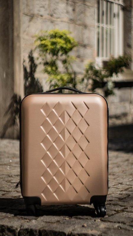 Walizka podróżna Bagaż podręczny Kabinówka JB2017