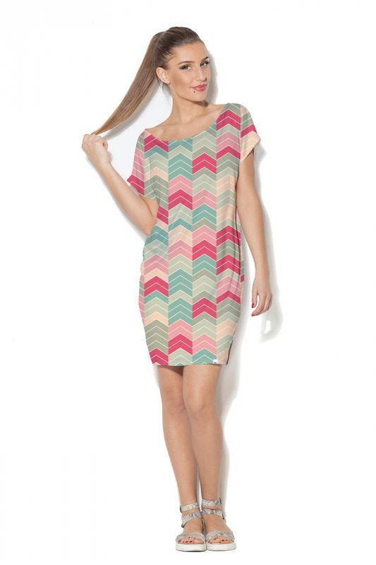 Sukienka CP-029  101 ONESIZE