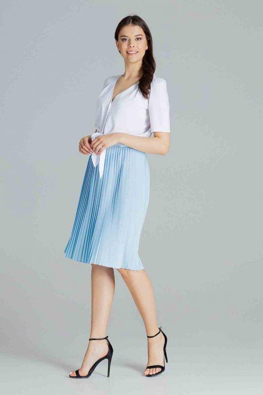 Bluzka L081 Biały XL