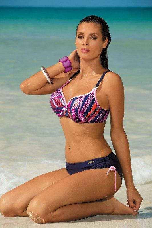 Kostium kąpielowy Doris Blueberry-Hollywood M-352 (4)