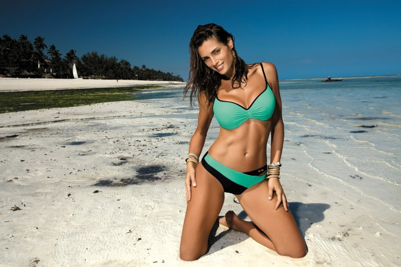 Kostium kąpielowy Jennifer Maldive-Nero M-408 (4)