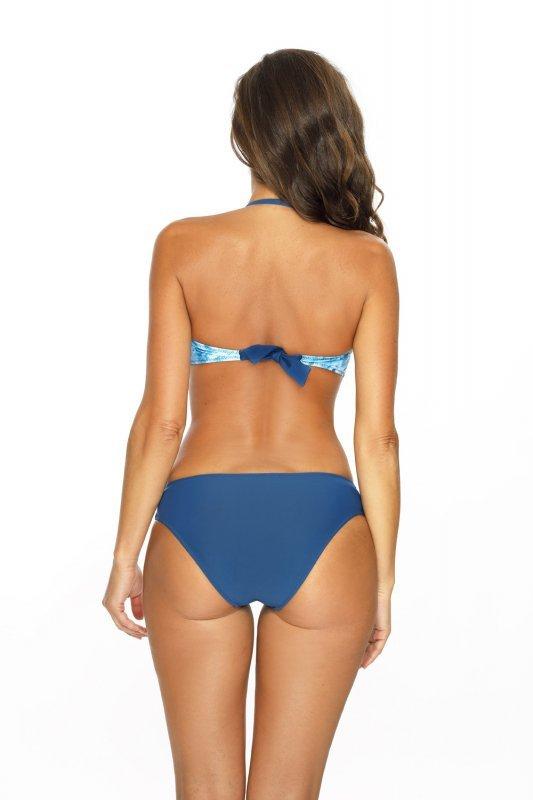Kostium kąpielowy Lillian Indigo-Bianco M-589 (1)