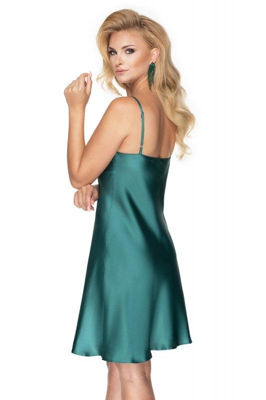 Koszulka   Emerald II Ciemny Zielony - Irall