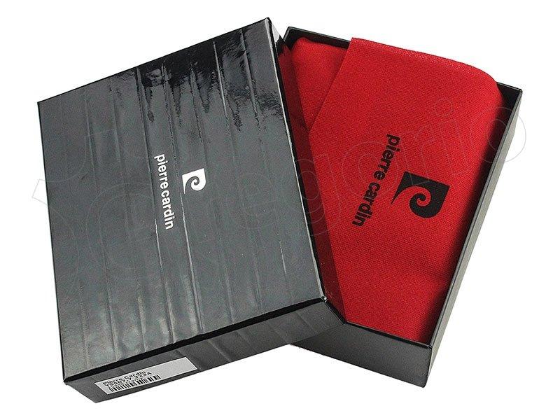 Męski Skórzany portfel Pierre Cardin YS507.1 8805 RFID