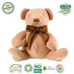 Jedwabiście mięciutki przyjaciel Maluszków - niedźwiadek  Cubby