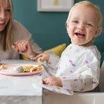 Śliniaczki jednorazowe wodoodporne dla dziecka - BLW Tidy Tot  - 2szt.
