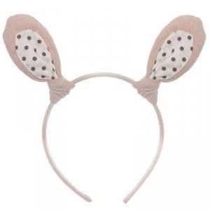 Opaska na włosy  dla dziewczynki - Uszy Królika - Rockahula Kids