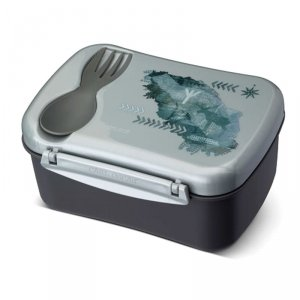 Lunch box z pokrywą chłodzącą - Siła - Carl Oscar Runes Wisdom
