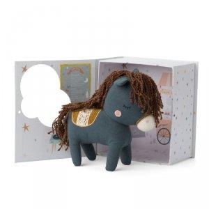 Przytulanka dla dziecka Pan Konik Henryk 20 cm Luxury Gift Box - Picca LouLou