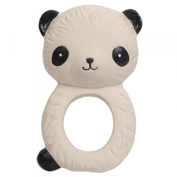 Gryzak z organicznego kauczuku hevea -  Panda