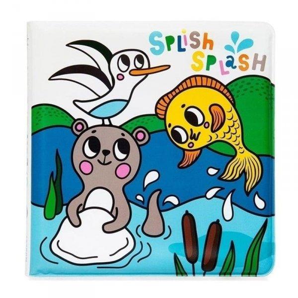 Książeczka dla dzieci do kąpieli - Zwierzęta Morskie