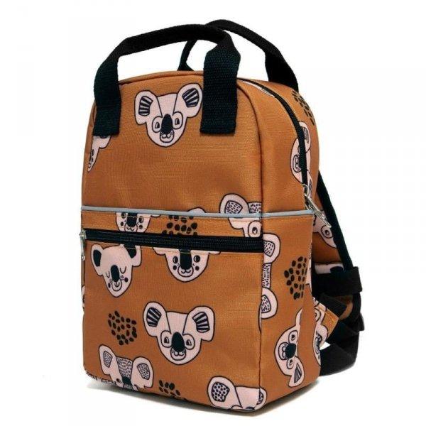 Petit Monkey - ECO Plecak dla Przedszkolaka SAVE KOALA 29 × 20 × 10