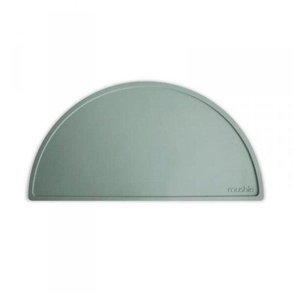 Podkładka silikonowa na stół Cambrige Blue - Mushie