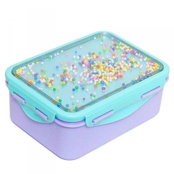 Śniadaniówka dla dziewczynki Lunchbox POPSICLES Wild Lilac - Petit Monkey