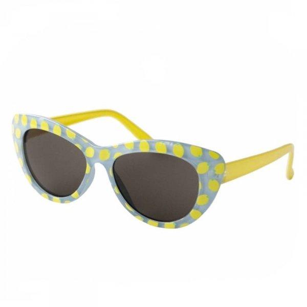Okulary dziecięce przeciwsłoneczne 100% UV Cytrynki - Rockahula Kids