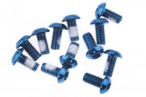 Śruby do mocowania tarczy hamulcowej ProX TORX niebieskie (12 szt.)