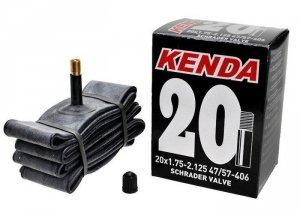 Dętka 20 x 1,75/2.125  KENDA AV-35mm