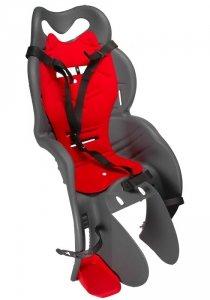 Fotelik dla dziecka SANBAS pod siodło ciemnoszary
