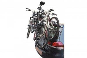 Bagażnik samochodowy na 3 rowery, na klapę ITALY  Peruzzo New Cruiser