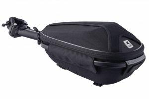 Sakwa kufer na sztycę ROMET SHE-06 3,2L wodoodporna 31x16x15cm 340g czarna