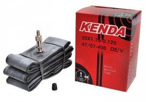Dętka 20 x 1,75/2.125  KENDA DV-30mm