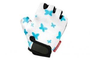 Rękawiczki dziecięce KROSS JOY S lazurowe