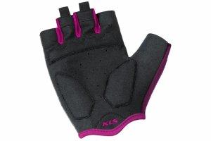 Rękawiczki KELLYS factor KRÓTKIE, purple rózowo-fiolet M