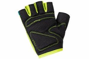 Rękawiczki KELLYS YOGI krótkie, LIME zielone M