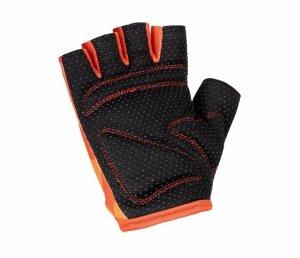 Rękawiczki KELLYS YOGI krótkie, RED neon M