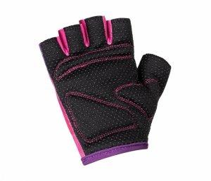 Rękawiczki KELLYS YOGI krótkie, PURPLE róż-fiolet S