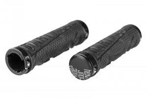 Chwyty kierownicyDARTMOOR ROOTS 130mm czarne