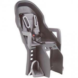 Regulowany fotelik rowerowy KROSS GUPPY RS do ramy grafitowy