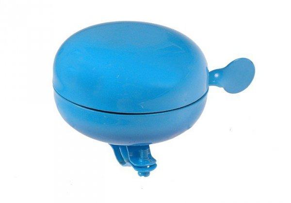 Dzwonek ALU. Ding-Dong BELL malowany niebieski