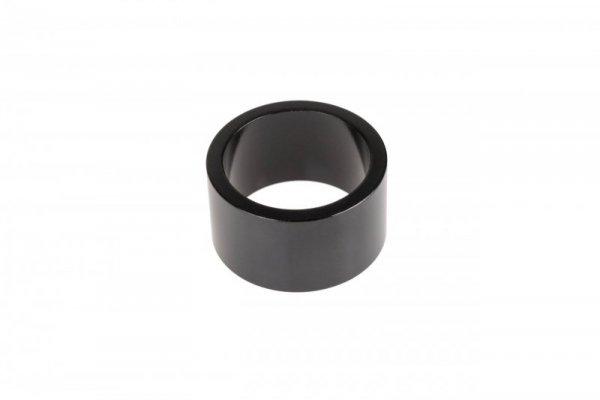 """Podkładka dystansowa NECO aluminiowa 1 1/8"""" 20mm czarna"""